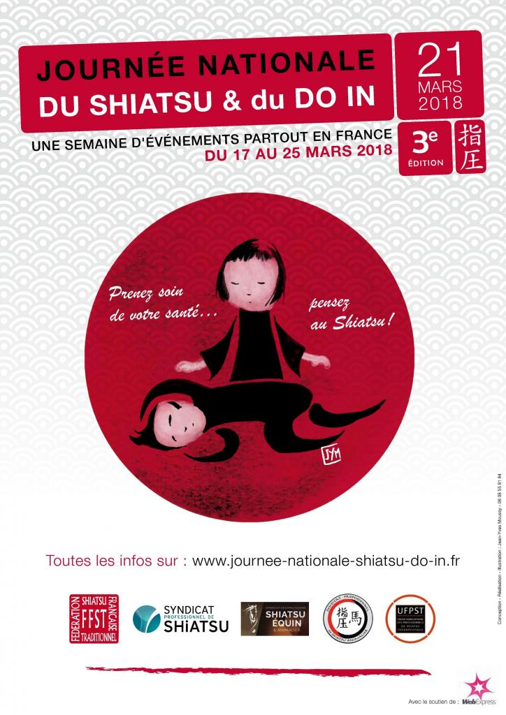 FFST Journees Nationales du Shiatsu